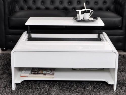 table basse pratique maison parallele. Black Bedroom Furniture Sets. Home Design Ideas