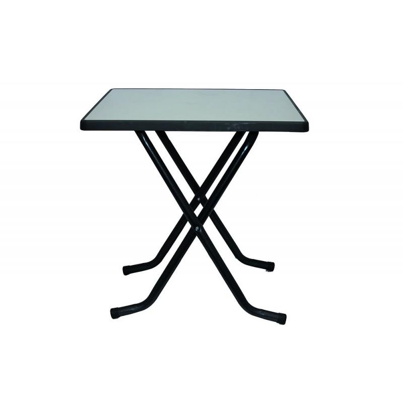 Table terrasse pliante