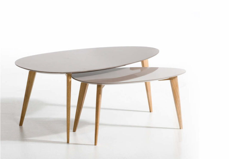 Table gigogne ikea
