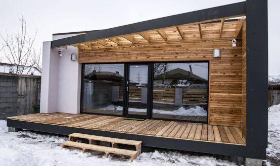 Prix maison bois 80m2 - maison parallele