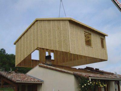 Maison bois prix m2 - maison parallele
