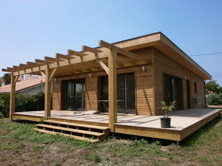 maison en bois clef en main prix maison parallele. Black Bedroom Furniture Sets. Home Design Ideas