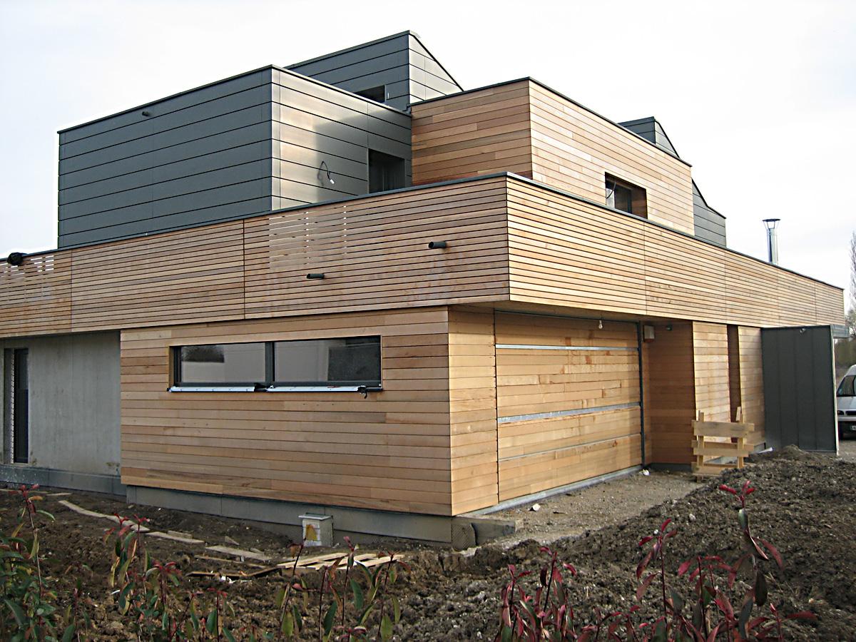 Maison bois alsace avie home for Constructeur maison bois alsace