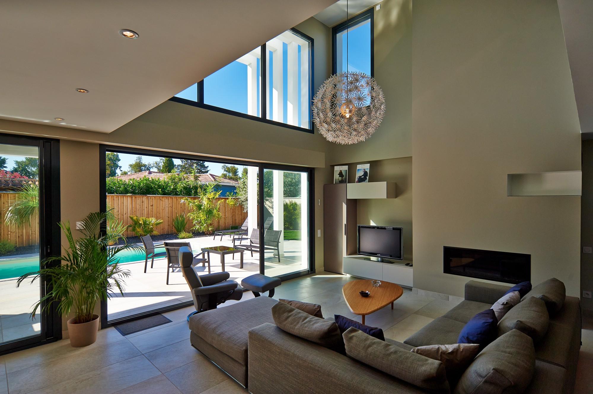 chalet habitable 100m2 maison parallele. Black Bedroom Furniture Sets. Home Design Ideas