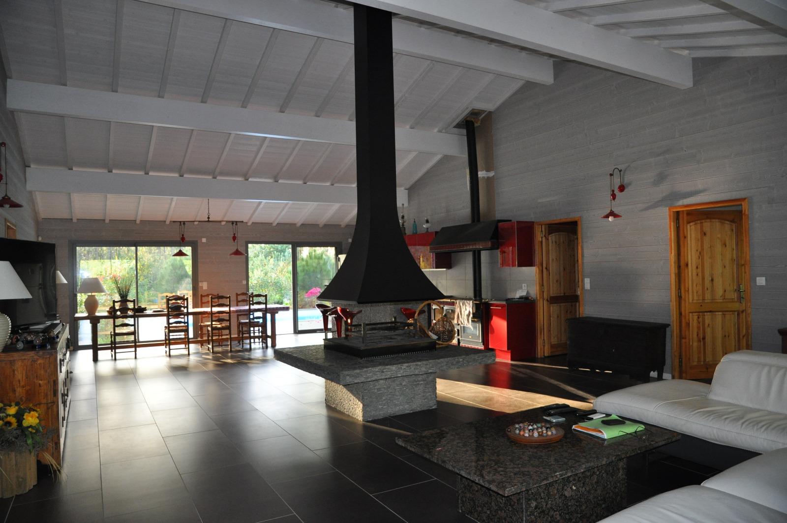 maison plain pied ossature bois prix maison parallele. Black Bedroom Furniture Sets. Home Design Ideas