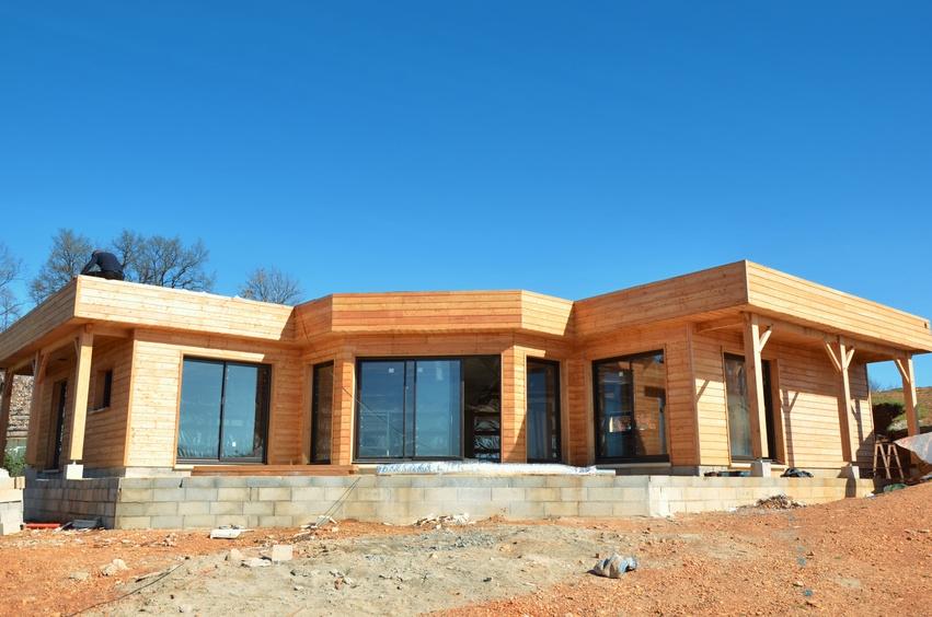 Prix m2 construction bois