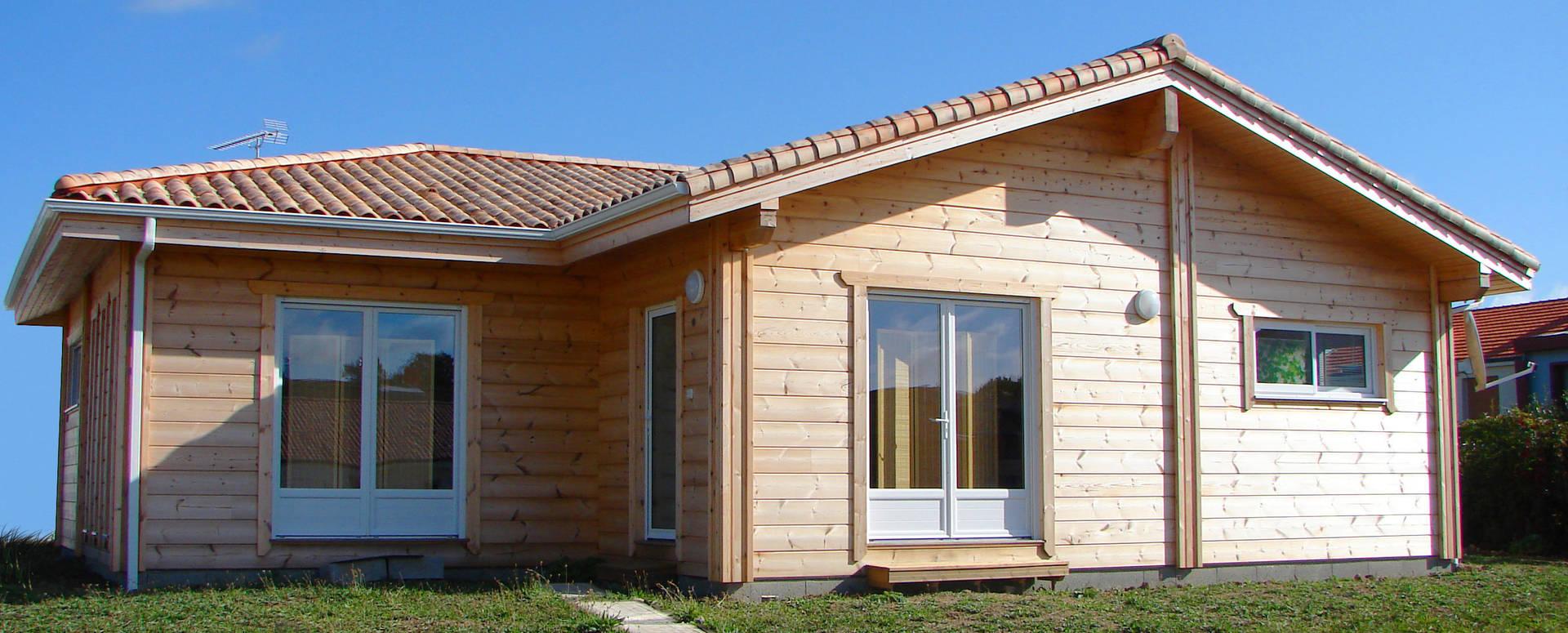 Cout maison bois 100m2 ventana blog for Cout maison 100m2