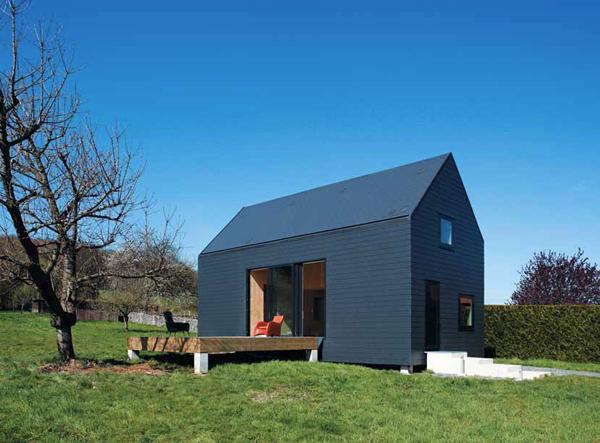 Maison bois 150 000 euros