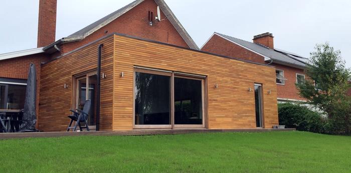 maison en bois 40m2 maison parallele. Black Bedroom Furniture Sets. Home Design Ideas