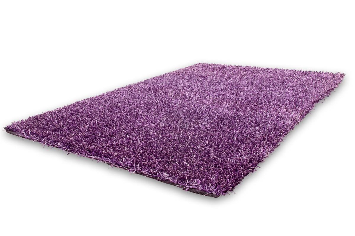 Tapis violet pas cher - maison parallele