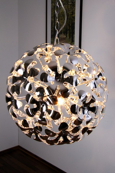 Suspension design boule
