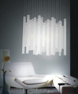 Lampadaire design italien