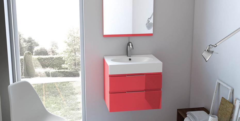 Meuble salle de bain petit