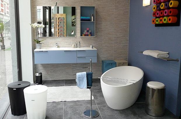 Magasin de salle de bain