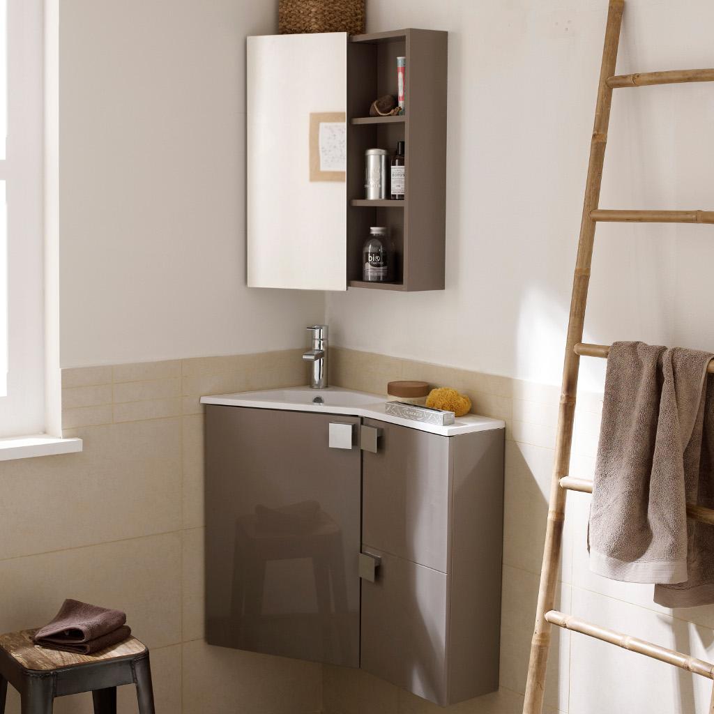 petit meuble salle de bain design maison parallele. Black Bedroom Furniture Sets. Home Design Ideas