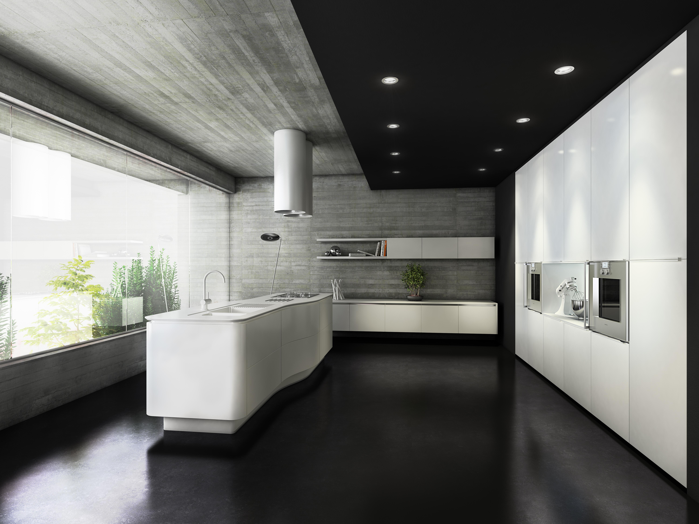 Cuisine complete design - maison parallele