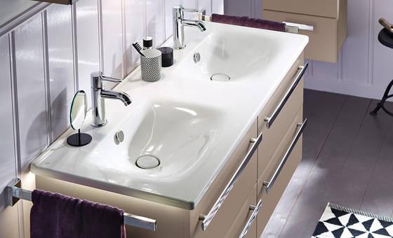 meuble lavabo salle de bain design - maison parallele