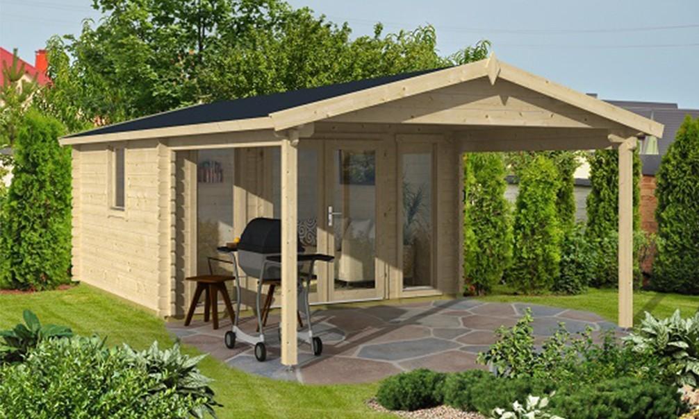 abri pergola jardin maison parallele. Black Bedroom Furniture Sets. Home Design Ideas