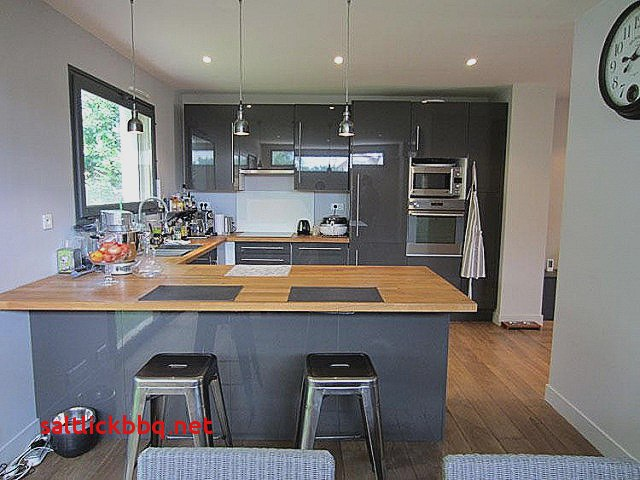 Amenagement sejour cuisine 30m2 maison parallele - Amenagement salon 30m2 ...