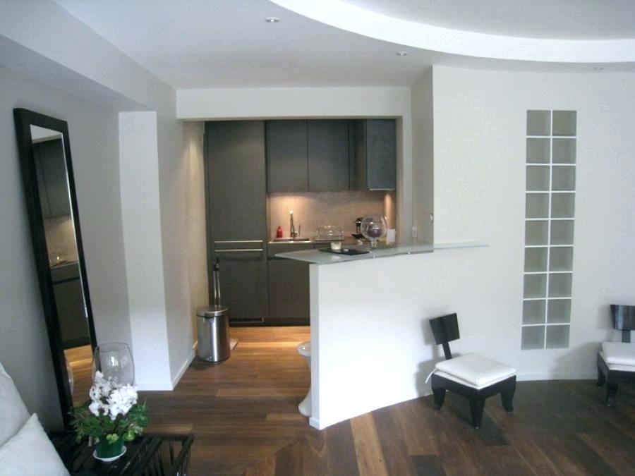Cuisine ouverte refermable maison parallele - Cuisine ouverte sur salon avec bar ...