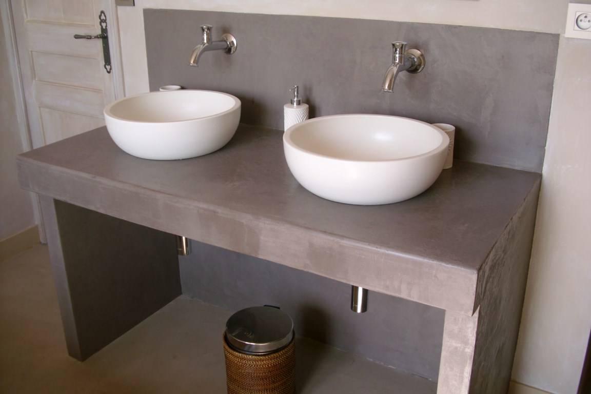 Vasque sdb - maison parallele