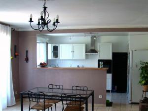 Ouverture cuisine sur sejour maison parallele - Cloison separation cuisine sejour ...