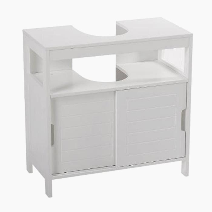 meuble salle de bain sous lavabo avec colonne maison. Black Bedroom Furniture Sets. Home Design Ideas