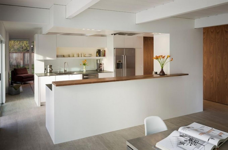aménagement cuisine ouverte maison