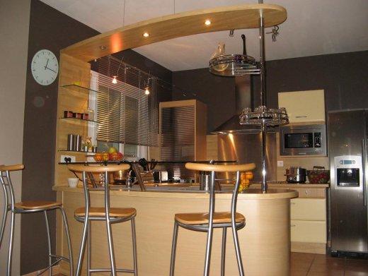 Idee deco bar cuisine - maison parallele