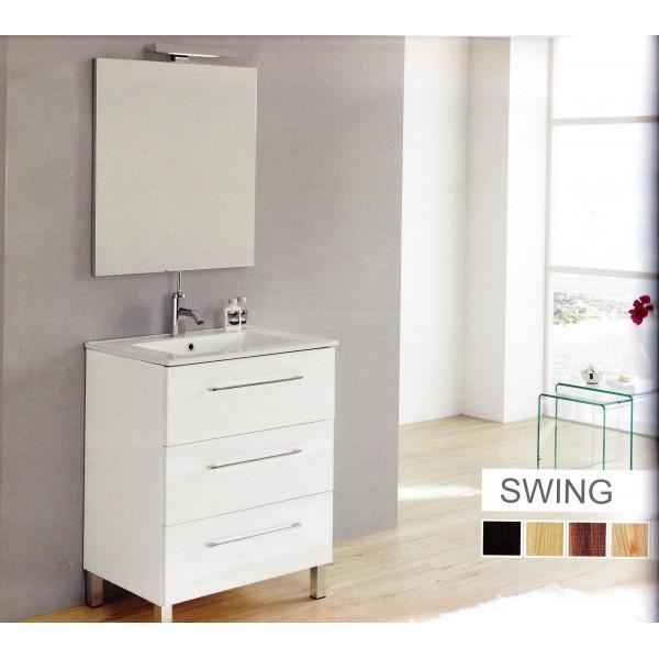 Meuble salle de bain pas cher avec vasque