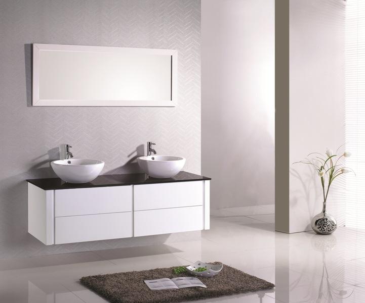 Meuble salle de bain design solde