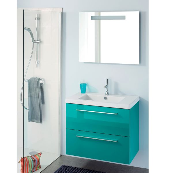 Meuble vasque salle de bain pas cher - maison parallele