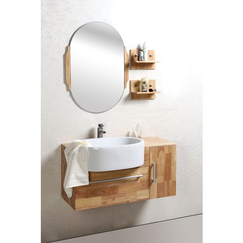 Meuble vasque pas cher salle bain - maison parallele