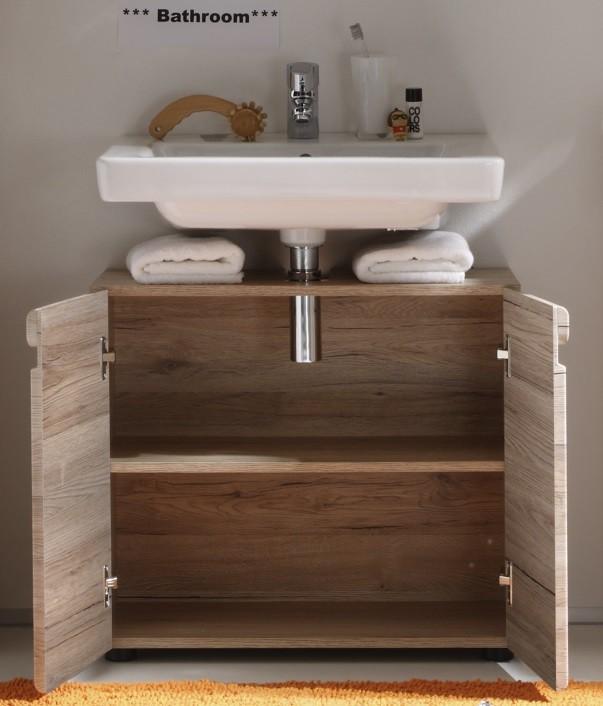 Meuble sous vasque de salle de bain
