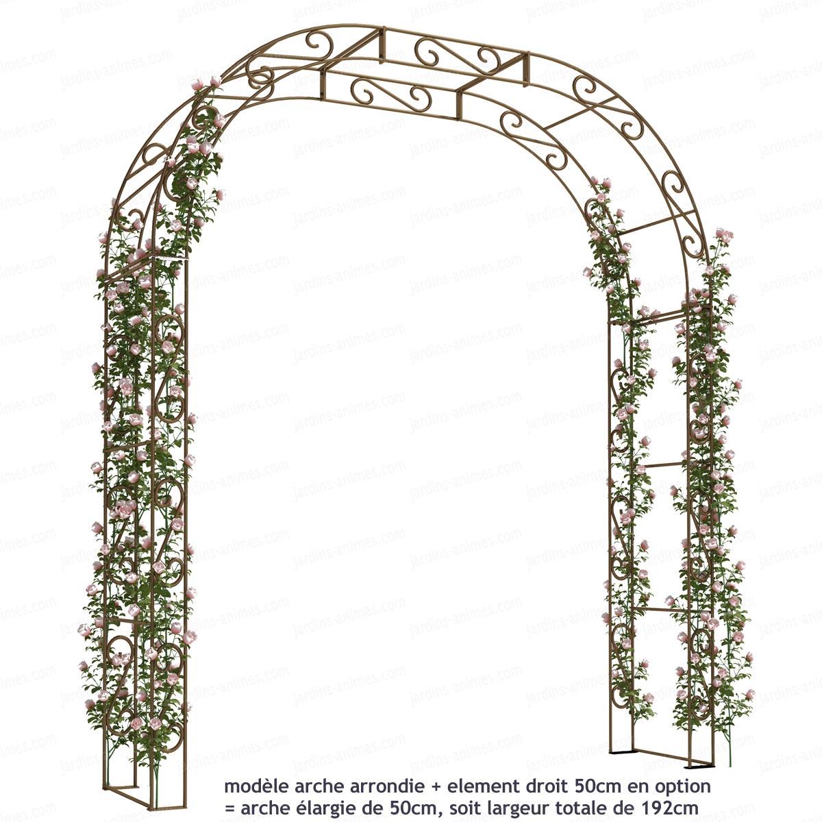 Arche de jardin