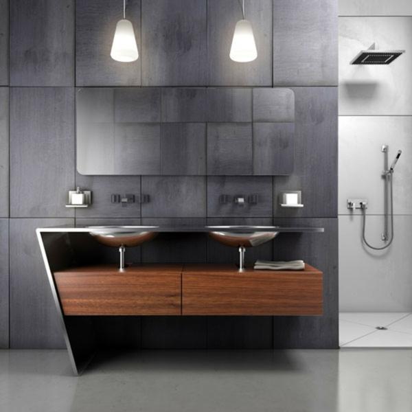 Design meuble salle de bain