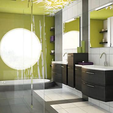 Salle de bain modele - maison parallele
