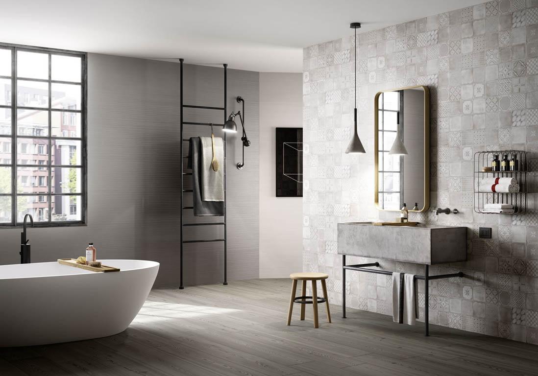 Design salle de bain - maison parallele