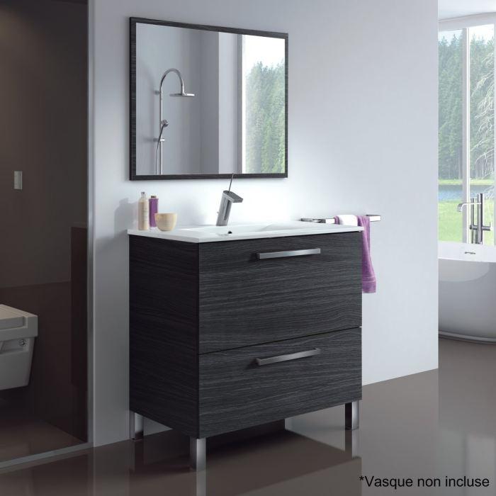 Meuble avec vasque salle de bain pas cher